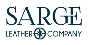 Sarge leather Company logo
